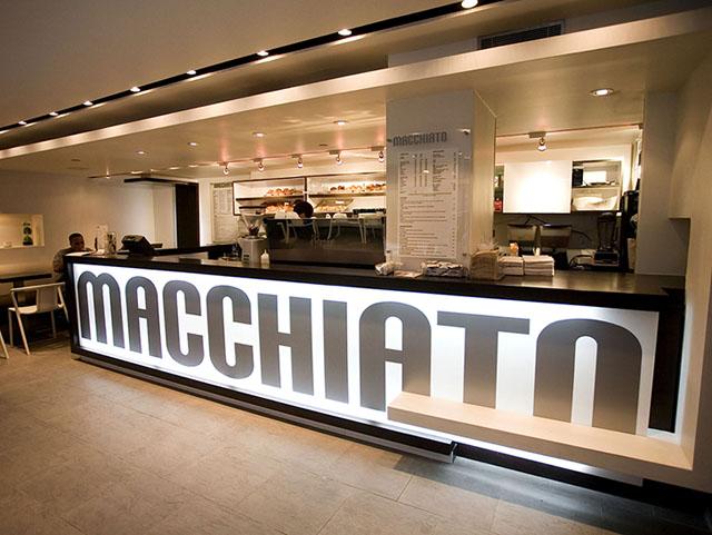 Macchiato-espresso-bar